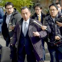 Two-year sentence sought for ex-ASDF chief Tamogami over illegal payments to staff