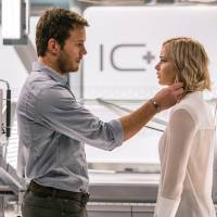 'Passengers': Futuristic, but the same old fairy tale