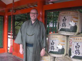 Author Paul Midford says that Japan is a homogeneous society that feels insulated from terrorism.