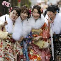 Coming of age? Japan's shifting definition of adulthood