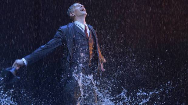 'Glorious feelings' are in the forecast as 'Singin' in the Rain' returns to a Tokyo stage