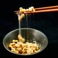 Get your stink on: Last week's Shukan Bunshun devoted three pages to the benefits of eating nattō (fermented soybeans).   ISTOCK