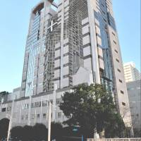The current offices of The Japan Times in Shibaura.   YOSHIAKI MIURA