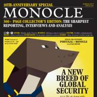 Monocle raises its glass to 10 years in Japan