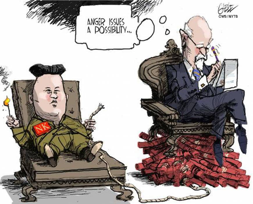 north korea doesn t belong on state terrorism list the