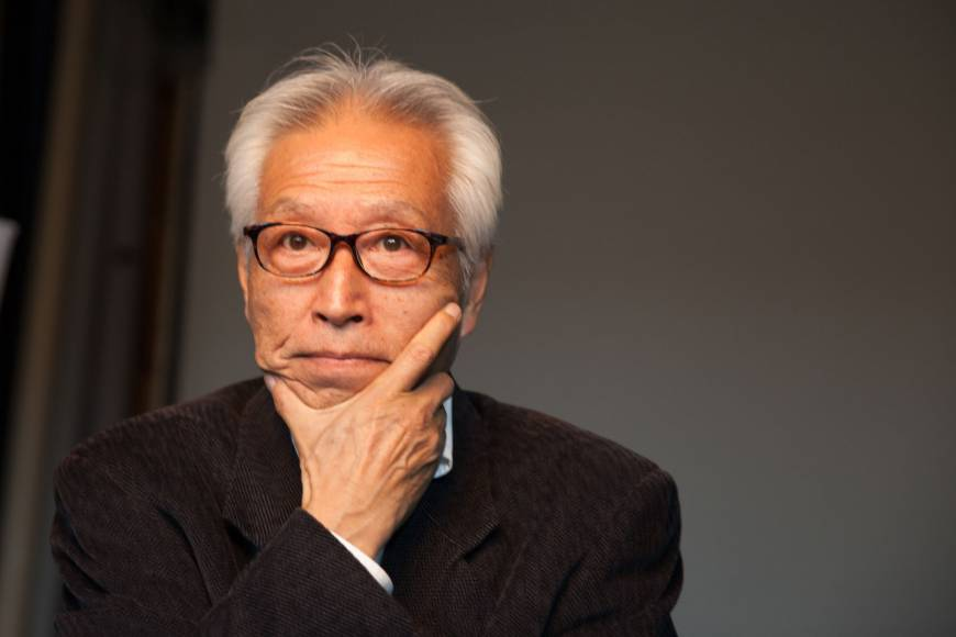 In defense of the older Japanese man (because someone's got to do it)