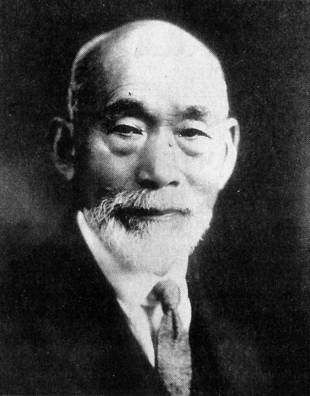 Motosada Zumoto, first managing editor of The Japan Times