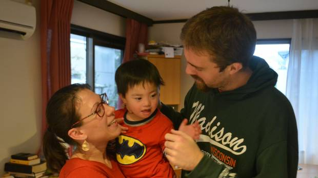 Building a family with a difference: American couple in Japan explain decision to adopt child with disabilities
