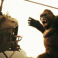'Kong: Skull Island': King Kong swats away the story line
