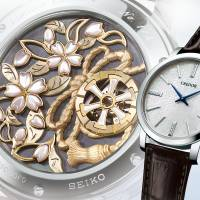 Seiko contemporary masters demonstrate craftsmanship