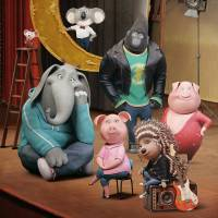 'Sing': Pigs can't fly but they sure can sing