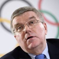 IOC's Bach, doping investigator McLaren to hold talks