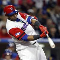 Defending champion Dominican Republic blanks Venuzeula