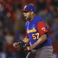 Venezuela punches ticket to second round of WBC