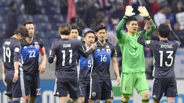 Goalkeeper Kawashima comes in from the cold to boost Japan's World Cup bid