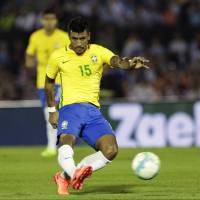 Brazil routs Uruguay for seventh consecutive victory under Tite
