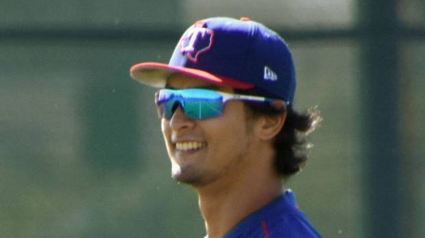 Darvish set to start Opening Day for Rangers for first time