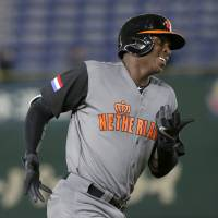 Sir Didi keeps Netherlands smiling at World Baseball Classic