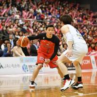 Togashi catalyst for Chiba's success