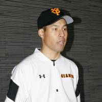 Disgraced Takagi apologizes to Giants, resumes career after signing developmental contract