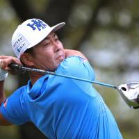 Tanihara stuns Spieth in WGC Match Play