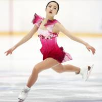Kyoto native Marin Honda will try to become the first Japanese female to repeat as world junior champion when she competes this week in Taipei. | KYODO