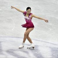 Marin Honda skated the performance of her life on Saturday at the world junior championships in Taipei. But she fell short of retaining her title due to rules which reward skaters for jumps in the second half of their programs. | AFP-JIJI