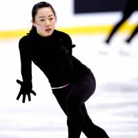 Wakaba Higuchi will play a crucial role in Japan's effort at the world championships to secure three spots in women's singles for next year's Pyeongchang Olympics. KYODO