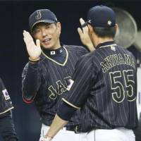 Samurai Japan manager Hiroki Kokubo will lead his team into its first game of the 2017 World Baseball Classic on Tuesday against Cuba at Tokyo Dome. | KYODO