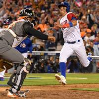 Puerto Rico tops Netherlands in 11th, reaches WBC final