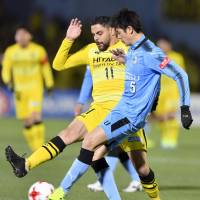 Frontale prevail against Reysol to keep unbeaten record intact
