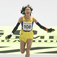 Ando books spot at worlds after sensational marathon debut in Nagoya