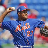 Mets' Familia receives 15-game suspension for domestic violence
