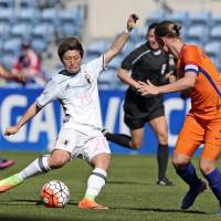 Japan women finish sixth at Algarve Cup