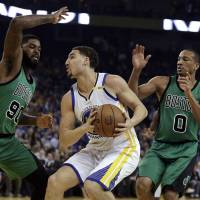 Celtics outplay Warriors in crunch time