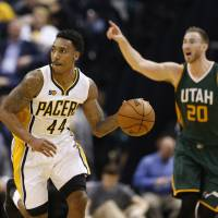 Teague gives Pacers big lift against Jazz
