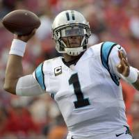 Panthers' Newton to have shoulder surgery