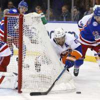 Ladd lifts Islanders over Rangers