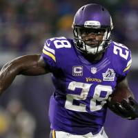 Peterson about to become free agent after 10 years with Vikings