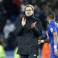 Liverpool manager Jürgen Klopp is trying to solve the team's defensive woes. | REUTERS