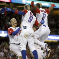 Puerto Rico's blond ambition at WBC unites nation