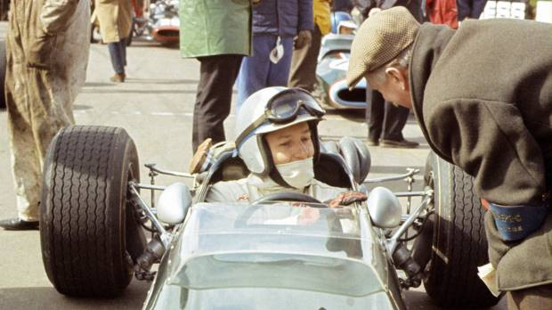 Former Formula One champion Surtees dies at 83