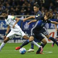 Japan playing for high stakes in World Cup double-header