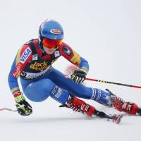 Shiffin wins giant slalom, increases lead in standings
