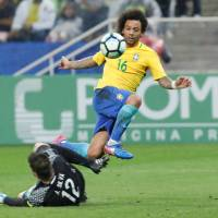Brazil punches ticket for World Cup