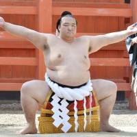 Four yokozuna vying for title at Spring Basho