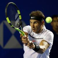 Nadal routs Cilic, advances to final of Mexican Open