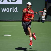Nishikori breezes into fourth round