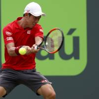 Nishikori turns back Verdasco to advance