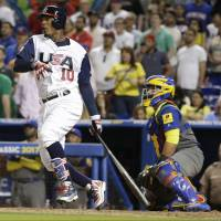 Americans rally past Colombia in 10th inning